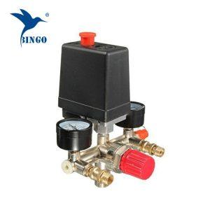 125psi 1 port air compressor pressure switch regulator gauges