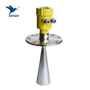 30m 26GHz radar level transmitter for powder solid particles