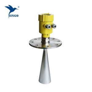 26GHz 3mm accuracy explosion proof radar level meter