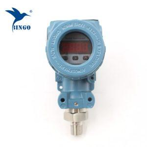 china 4-20mA rs485 hart smart pressure transmitter