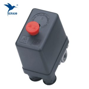 heavy duty air compressor pressure switch control valve 12 bar 4 port air compressor switches control
