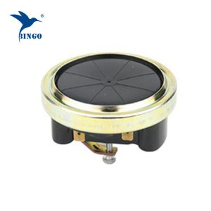 stainless steel flange type diaphragm seal electric contact pressure gauge