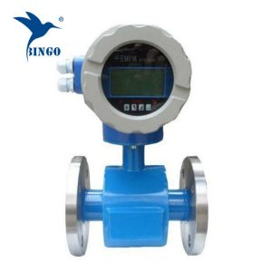 Electromagnetic Flow meters with LED display