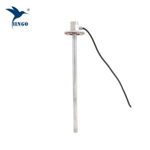explosion proof SUS capacitance level transmitter for fuel diesel gasoline