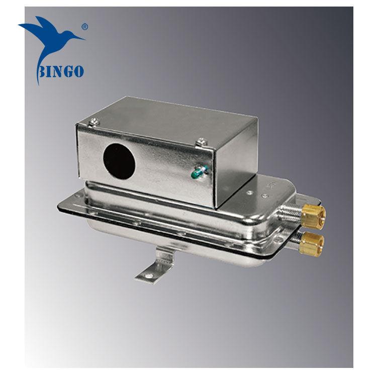 HVAC sensitive pressure switch