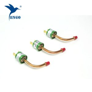 heat pump pressure switch/control