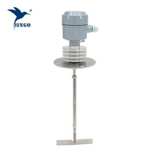 high temperature adjustable axis type rotary paddle level switch