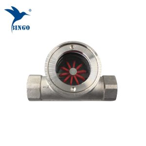 High Temperature Water Flow Meter Sensor
