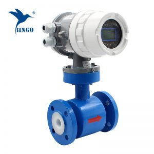 Intelligent High Accuracy Liquid Flow Sensor