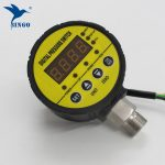 intelligent pressure switch, vacuum pressure switch, 4-digit digital display