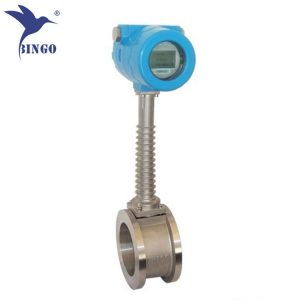 intelligent vortex flow meter