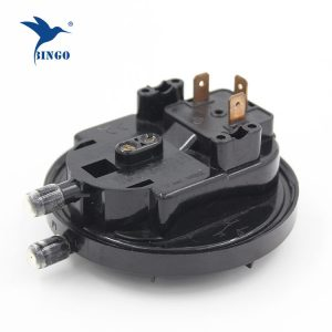 low air gas differential pressure switch ventilation air conditioning system