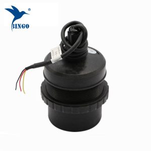 Non contact Ultrasonic level sensor for water