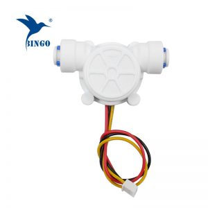 g1/4 pe pipe 0.2-8l/min 3.5-12vdc water flow sensor