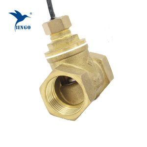 Paddle type Copper Brass flow switch