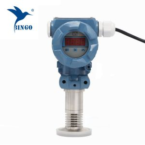Sanitary-Flush-Diaphragm-Pressure-Transmitter with LED display