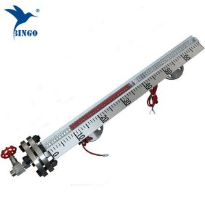 Side mounted SUS304SUS316L Magnetic Level Gauge