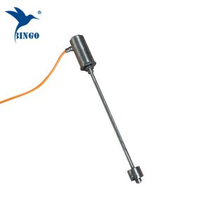 stainless steel explosion proof magnetostrictive level transmitter