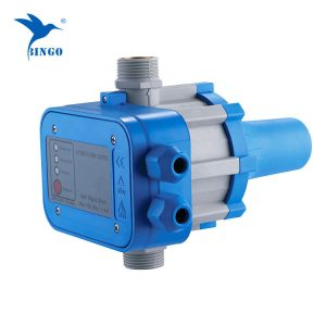 water pump automatic electronic pressure control switch with water shortage adjusting