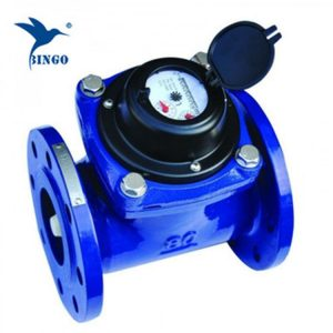 commercial industrial ultrasonic bulk water meter