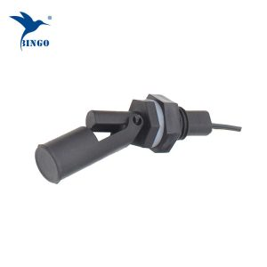 plastic horizontally side mounted 2 wires magnetic liquid level float switch for high/low level with switch signal