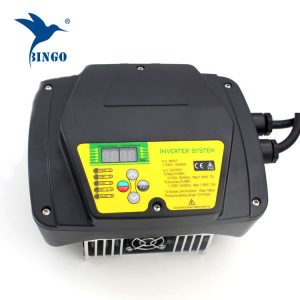 intelligent water pump pressure inverter controller