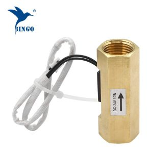2.0~15 Lpm magnetic Brass water flow switch