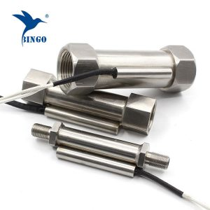 piston type water flow switch, new design ss material cheap flow switch