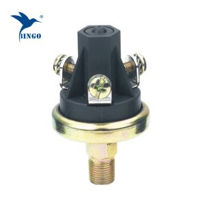oil pressure switch for heavy duty