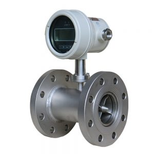 turbine water sensor impeller flowmeter